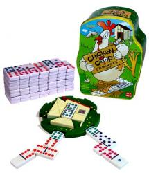 Chicken Coop Dominoes