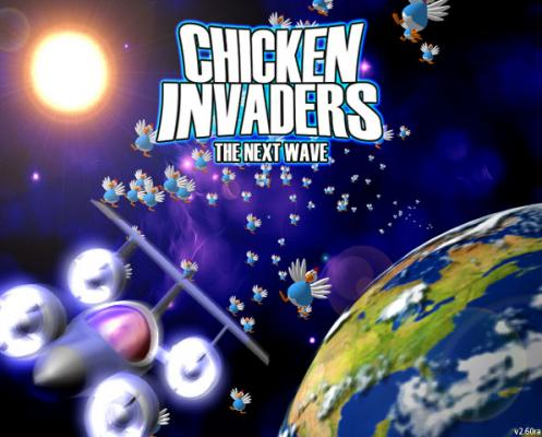 chicken invaders online play