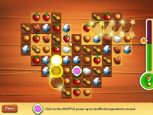 Chocolate Shop Frenzy Game Free Download
