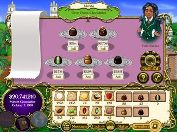 play free chocolatier online games be a chocolatier