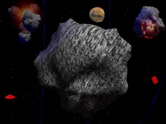 blow huge asteroids come close - photo #41