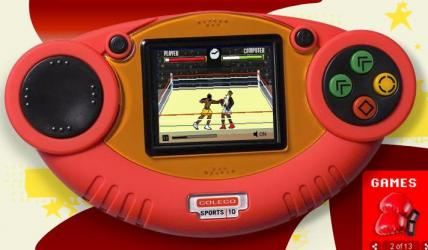 Coleco Boxing Handheld