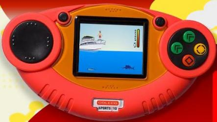 Coleco Diving