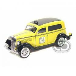 Collectable Taxi Diecast