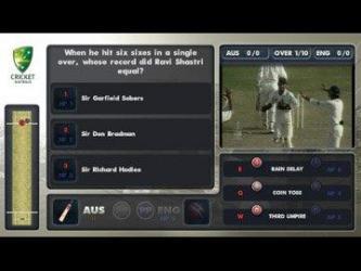 Cricket Trivia Championship