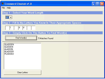Neopets word poker solver