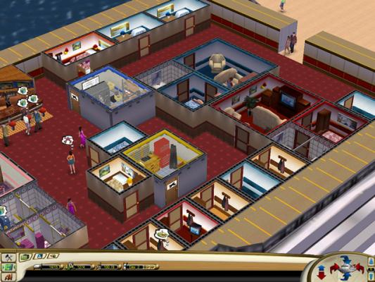 Carnival Cruise Lines Tycoon Build Manage And Operate The Worlds - Cruise ship building games