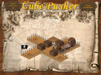 Cube Pusher