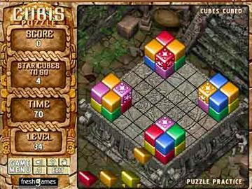 Play Free Cubis Gold Online Games Play Free Highly Charged Arcade Puzzle Online