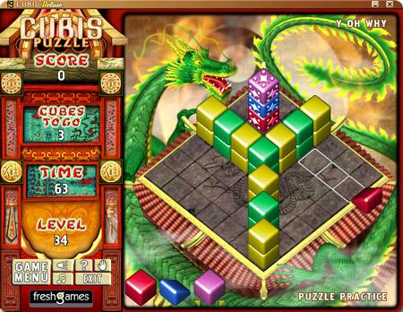 Cubis 2 Exclusive Online