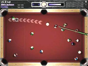 CueClub 8 ball and snooker game - SoftwarezCity