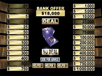 Deal or no deal secret vault games discover the keys to success!