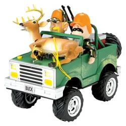 Deer Ride Animated Car