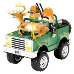 Deer Ride Animated Car