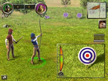 play free archery games