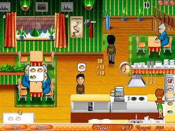 play for free restaurant games online