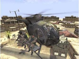 Delta Force BlackHawk Down