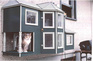 cat houses popular product awesome custom made cat houses or cat house ...