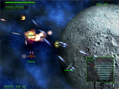 Desperate Space One Of The Best Space Shooters That You