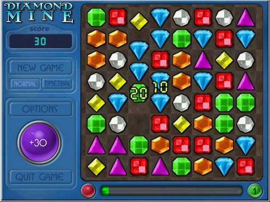 diamond mine online