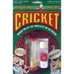 Dice Cricket Game