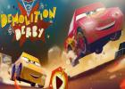 Disney Cars Demolition Derby online game