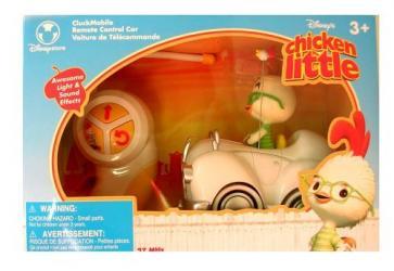 Disney Chicken Little Remote Control Car