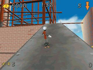 disney extremely goofy skateboarding it s 3d extreme skateboarding
