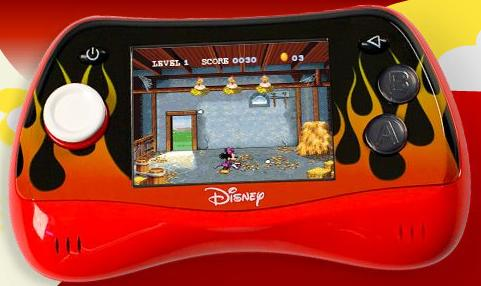 Disney Minnie Eggs-operating Hen House
