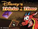 Disney Trivia Time