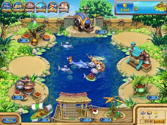 dolphin free games online