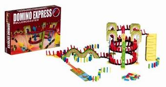 Domino Express Roller Coaster
