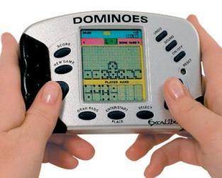 Dominoes Handheld