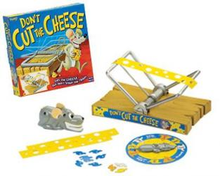 Dont Cut The Cheese Game