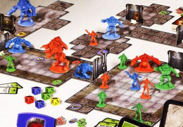 Doom The Boardgame