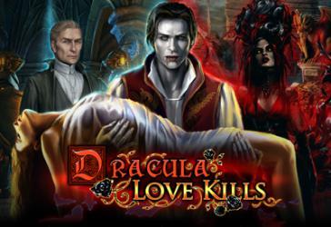Dracula Love Kills