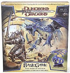 Dungeons and Dragons Basic Game