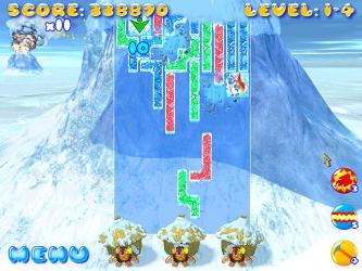 Dwice tetris