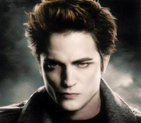 Edward Vampire Twilight Poster