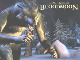Elder Scrolls Bloodmoon