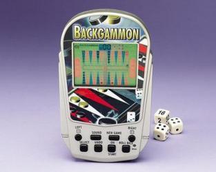 Electronic Backgammon Handheld