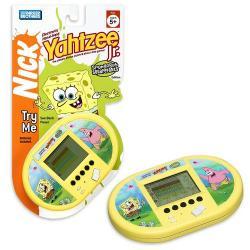 Electronic Spongebob Yahtzee