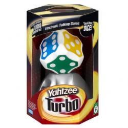 Electronic Talking Yahtzee Turbo Game