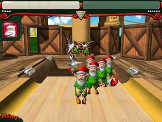 Elf Bowling 7