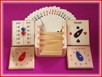 Euchre Score Counters