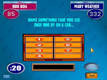 play free family feud game