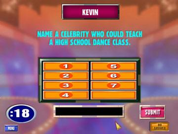 Family Feud 2 New questions, awards, and mega-bonus points