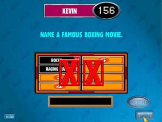 Family Feud Hollywood Edition
