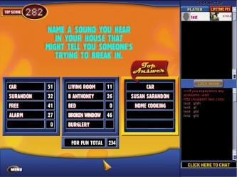 Family Feud Online Party