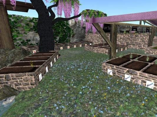 Worm farm Second Life